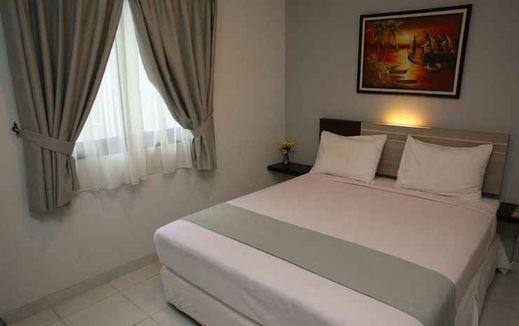 Hotel Just Inn Solo Solo - Bedroom
