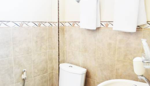 NIDA Rooms Sudirman 255 Pekanbaru - Kamar mandi
