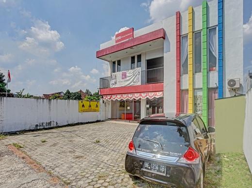 OYO 2657 Pelangi Residence Bandar Lampung - Facade