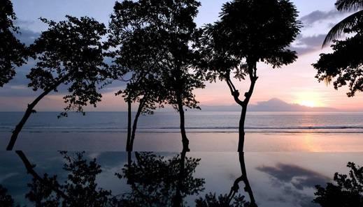 Jeeva Klui Resort Lombok - Pemandangan