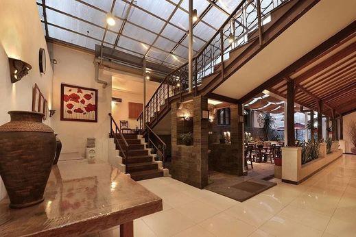 Hotel Riau Bandung - Interior