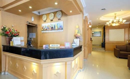 Hotel Panakkukang Makassar - Resepsionis