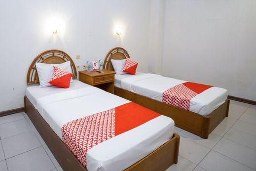 OYO 891 Hotel Gading Kencana Samarinda - Bedroom