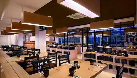 Hotel Neo Candi Simpang Lima - Semarang by ASTON Semarang - Restoran