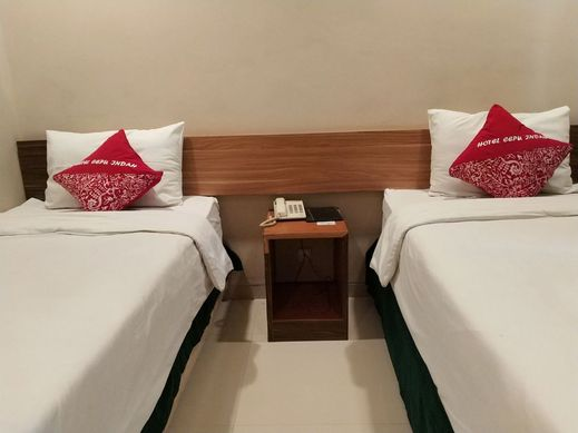 Hotel Cepu Indah 2 Blora - Bedroom