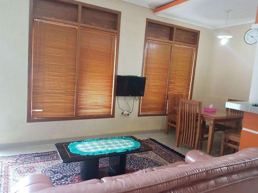 Villa Rumah Nenek at Kalisoro Karanganyar - interior