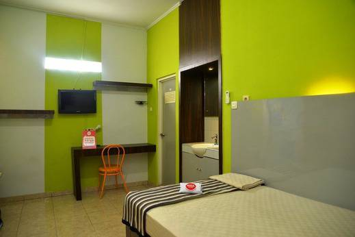 NIDA Rooms Gotong Royon Mayjen Sutoyo Lampung - Kamar tamu