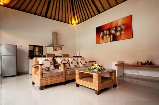 Bayad Ubud Bali Villa Bali - Living Room