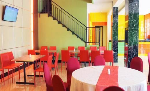 Maleosan Inn Manado - Restoran