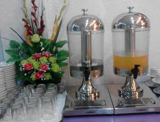 Sabrina 45 Hotel Pekanbaru - Restaurant