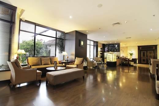 Hotel Santika Premiere Jogja - Lounge