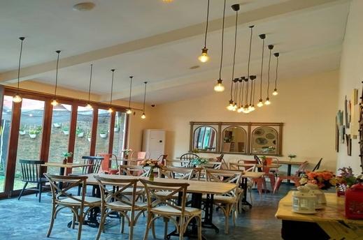 The White Paal Yogyakarta - Restaurant