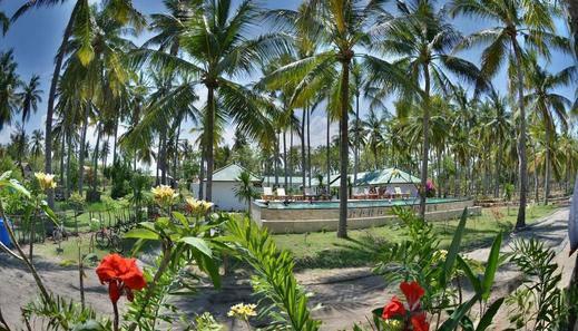 Grand Sunset Gili Air Resort Lombok - VIEW