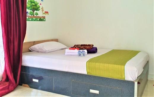 New Fatimah Guest House Syariah Bukittinggi - Bedroom