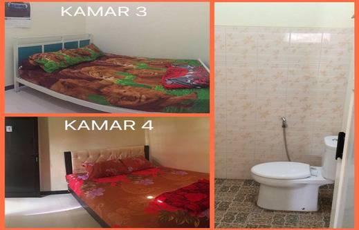 Yamur Homestay Syariah Malang - Kamar