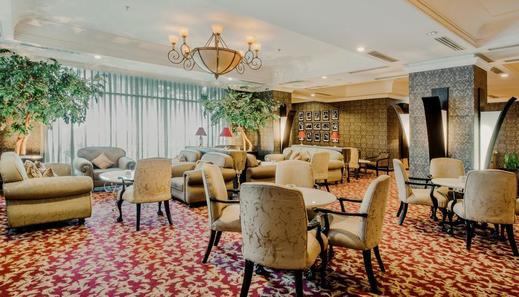 The Papandayan Hotel  Bandung - Mirten Lounge