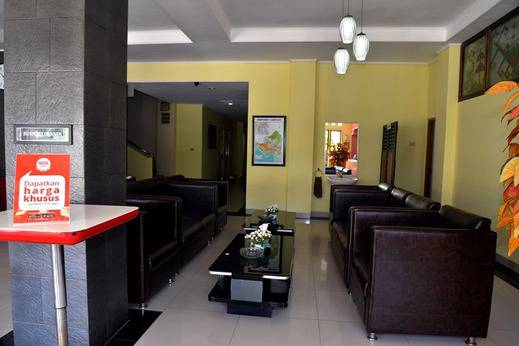 NIDA Rooms Bandar Lampung Enggal Lampung - Lobi