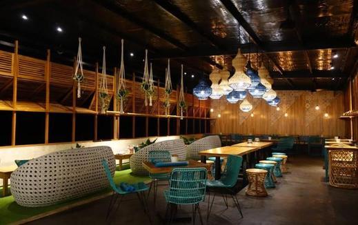 Bulak Laut Hotel & Resort Pangandaran - Interior