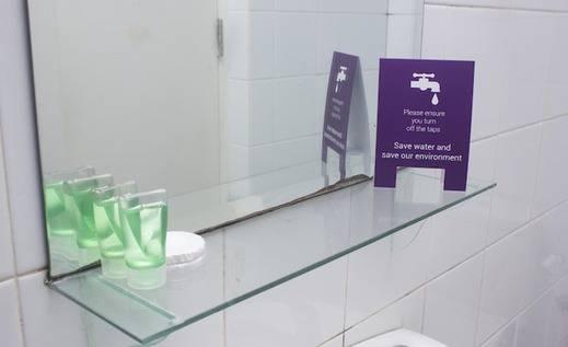Tinggal Budget Setra Indah Sukajadi - Kamar mandi
