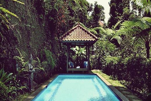 Villa Puncak by Plataran Bogor - Kolam Renang