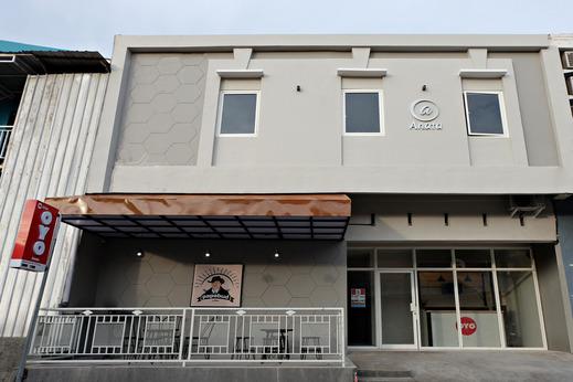 OYO 2756 Anata Makassar - Facade
