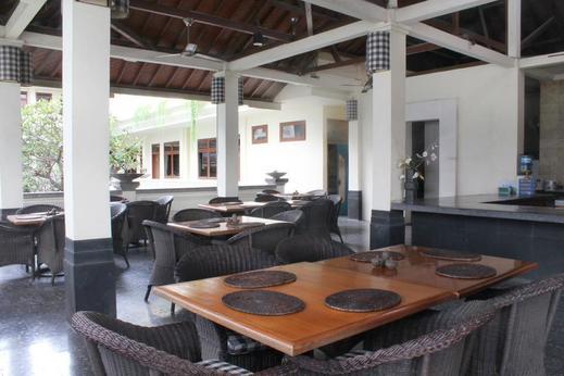 Airy Legian Melasti 36 Kuta Bali - Restaurant