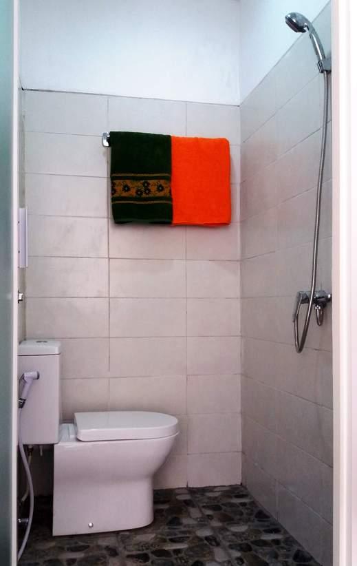 Donata House Bali - Bathroom