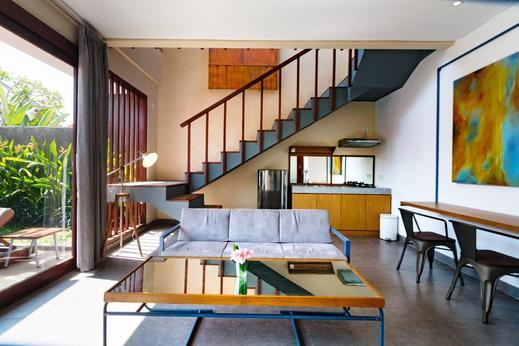 Sanur Art Villas Bali - interior