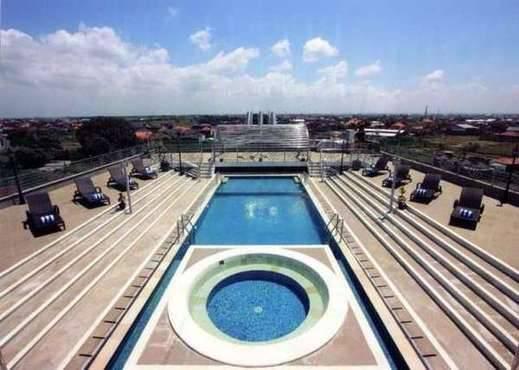 Bali Paradise City Hotel Bali - Pool
