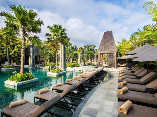 Sofitel Bali Nusa Dua Beach Resort Bali - Swimming Pool