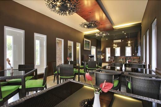 Puri Padma Hotel Bali - Lounge