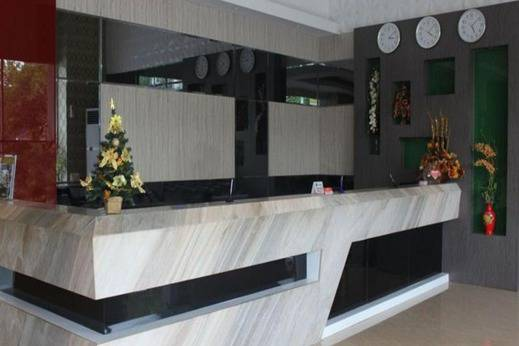 Hotel Grand Imawan Makassar - Resepsionis