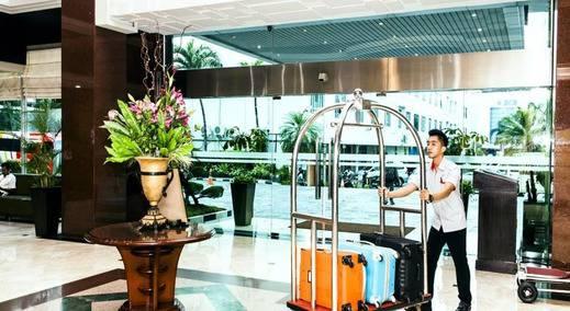 Hotel Orchardz Jayakarta - 16