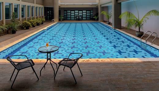 Hotel Horison Pematang Siantar - Kolam Renang