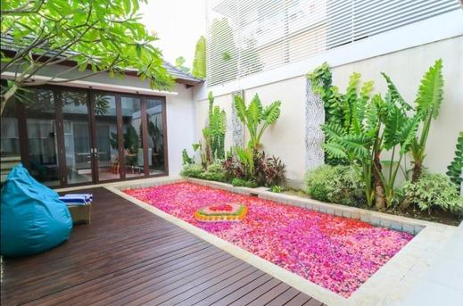 Kumari Villa Bali - Kolam Renang