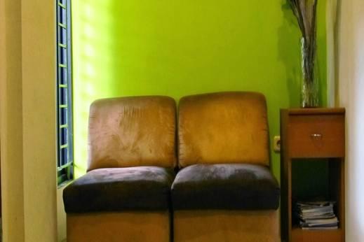 Icorner Residence Jakarta - Ruang Tamu