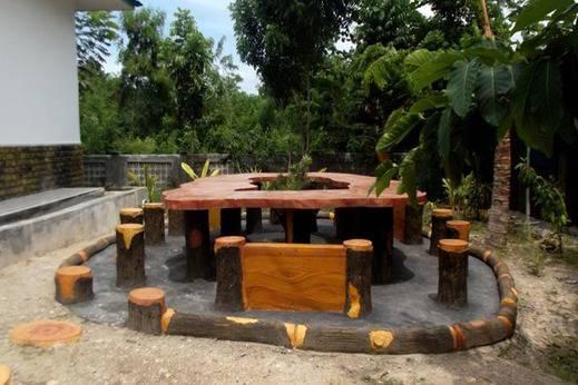 Green Prundi Hotel Manggarai Barat - Eksterior