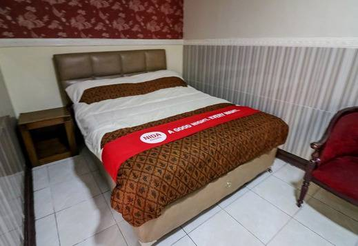 NIDA Rooms Raden Central Gambir Station - Kamar tamu