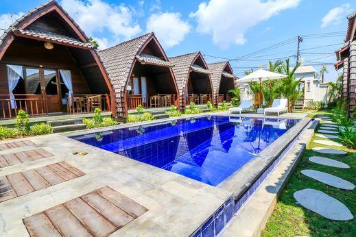 OYO 1892 Lilis Aksito Akusara Bali - Pool