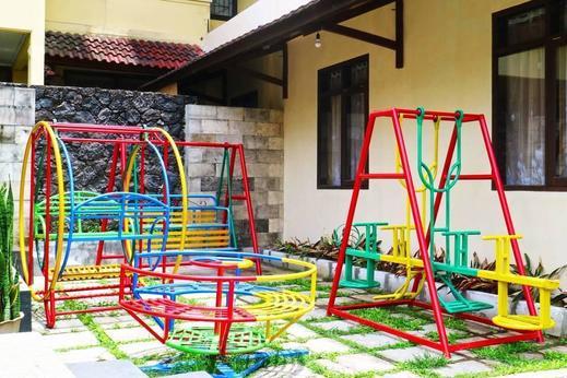 Saung Balibu Hotel & Resto Bandung - Property