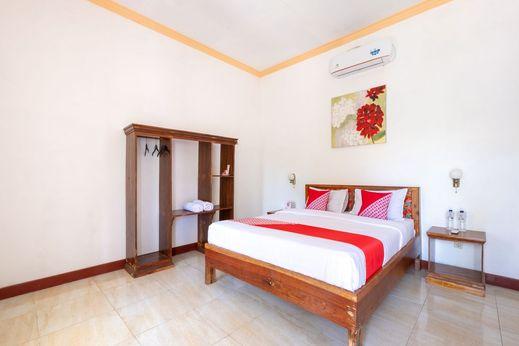 OYO 1259 Kuta Garden Homestay Lombok - Bedroom