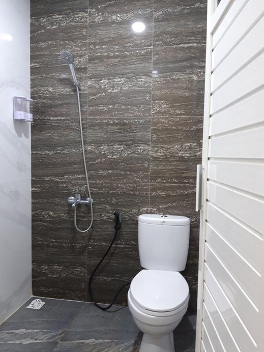Hotel Ungu Pas Kangen Bekasi Bekasi - Bathroom