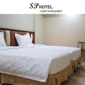 SP Hotel Batam - Superior Twin