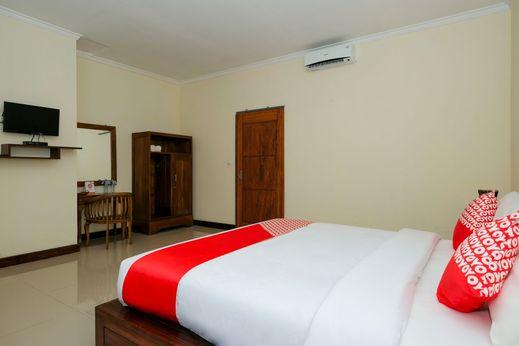 OYO 1659 Sengkunyit Bukit Hotel Lombok - Bedroom