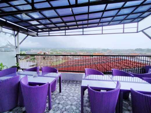 MHS Inn Syariah Hotel Malang - rooftop