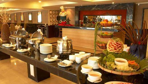 Hotel Grand Jatra Pekanbaru - Restoran