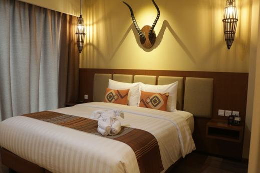 Baobab Safari Resort Pasuruan - Deluxe Double Bed