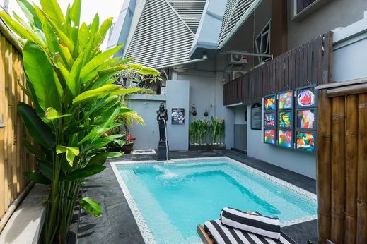 Hotel Neo Kuta Jelantik - Outdoor Pool