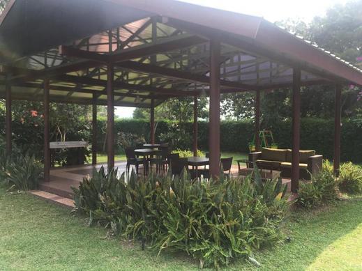 Villa Yosky Bogor - Terrace