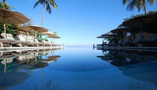 Puri Mas Boutique Resort & Spa Lombok - Pool